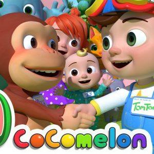 My Name Song | CoComelon Nursery Rhymes & Kids Songs