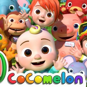 My Name Song + More Nursery Rhymes & Kids Songs - CoComelon