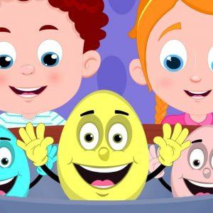 Mystery Eggs | Schoolies Cartoons | Videos For Children