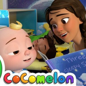 Nap Time Song + More Nursery Rhymes & Kids Songs - CoComelon