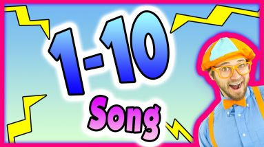 Numbers Song for Children - Learn to Count Numbers 1 to 10