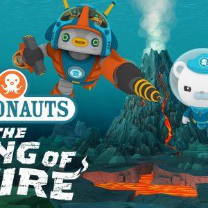 Octonauts & the Ring of Fire Trailer 🌋 Netflix Jr