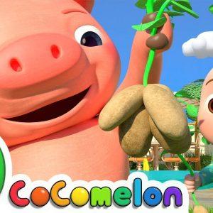 One Potato, Two Potatoes | CoComelon Nursery Rhymes & Kids Songs