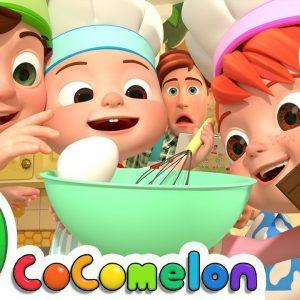 Pat A Cake 2 + More Nursery Rhymes & Kids Songs - CoComelon