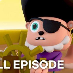 Piratey Predicament 🧁 Chico Bon Bon FULL EPISODE | Netflix Jr