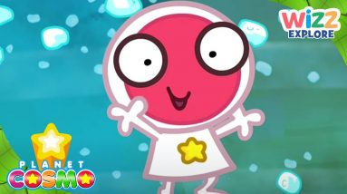 Planet Cosmo   Activities for Winter   Full Episodes   Wizz Explore