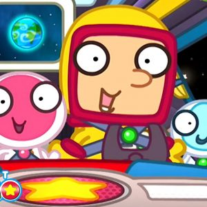 Planet Cosmo | Adventures for Science! | Full Episodes | Wizz Explore
