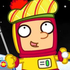 Planet Cosmo | Exercising at Zero Gravity | Full Episodes | Wizz Explore