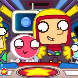 Planet Cosmo | Family Adventures | Full Episodes | Wizz Explore