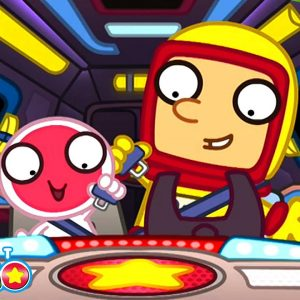 Planet Cosmo | Mission Control | Full Episodes | Wizz Explore
