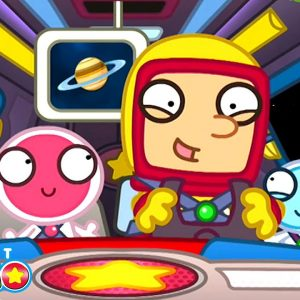 Planet Cosmo | One Hour Special! | #Easter | Full Episodes | Wizz Explore