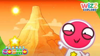 @PlanetCosmoTV | Climbing the Olympus Mons | Full Episodes | Wizz Explore