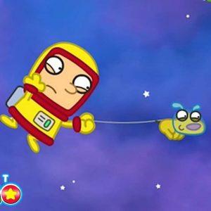 @PlanetCosmoTV | The Astronaut Dog | Full Episodes | Wizz Explore