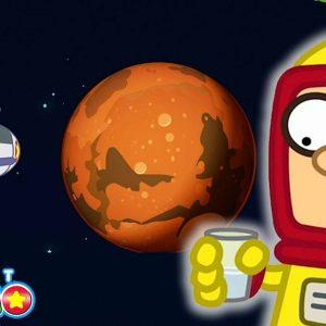 @PlanetCosmoTV | What's On Mars? | Full Episodes | Wizz Explore