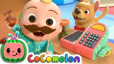 Pretend Play Song | CoComelon Nursery Rhymes & Kids Songs
