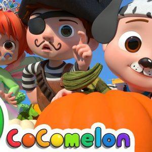 Pumpkin Patch - Fall Halloween Song | CoCoMelon Nursery Rhymes & Kids Songs