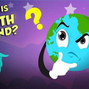 Why Is Earth Round? | Earth Week Special | Planet EARTH | Dr Binocs Show | Peekaboo Kidz