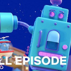 Runaway Robot | Chico Bon Bon FULL EPISODE | Netflix Jr