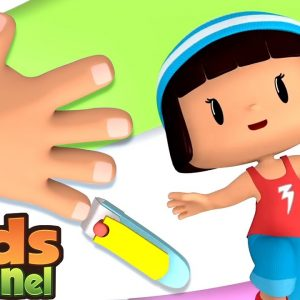 Clipping Our Nails Stories  | Pepee Cartoon | Kindergarten Learning Videos from Kids Channel