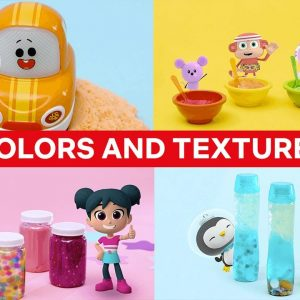 Colorful Slime, Sand & DIY Crafts w/ Storybots, Chico Bon Bon, & More! 🎨 Netflix Jr