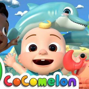 Sea Animal Song + More Nursery Rhymes & Kids Songs - CoComelon