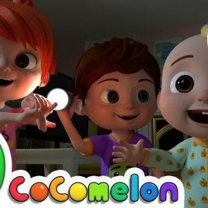 Shadow Puppets  + More Nursery Rhymes & Kids Songs - CoComelon