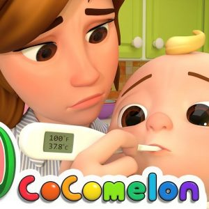 Sick Song | CoComelon Nursery Rhymes & Kids Songs