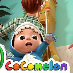 Sorry, Excuse Me | CoComelon Nursery Rhymes & Kids Songs