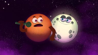 """Outer Space: """"We are the Planets,"""" The Solar System Song by StoryBots   Netflix Jr"""