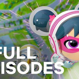 StarBeam Season 1 FULL EPISODE 1-8 Compilation ✨ Netflix Jr