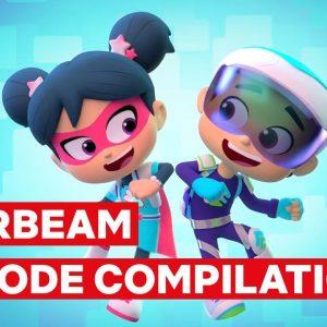 StarBeam Season 1 FULL EPISODE 5-8 Compilation 🤩 Netflix Jr