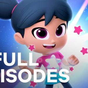 StarBeam Season 2 FULL EPISODE 1-8 Compilation 🌠 Netflix Jr