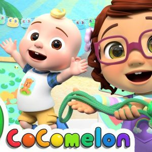 Stick To It | CoComelon Nursery Rhymes & Kids Songs