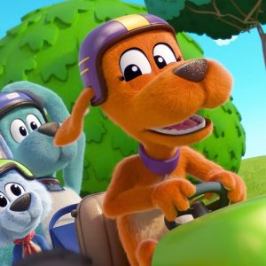Tag & Scooch's Greatest Adventures! | Go, Dog. Go! | Netflix Jr