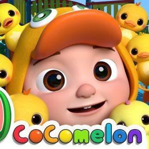 Ten Little Duckies | +More Nursery Rhymes & Kids Songs - CoComelon