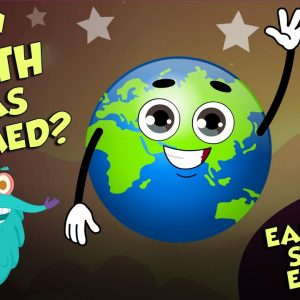 Formation Of The Earth | Earth Day Special | How EARTH Was Formed? | Dr Binocs Show | Peekaboo Kidz