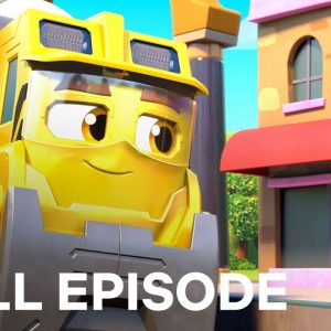 Toppling Tower 🗼 Mighty Express FULL EPISODE | Netflix Jr