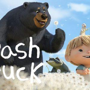 Trash Truck Season 2 Trailer | Netflix Jr
