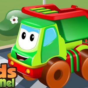Dump TrucK Car Wash - Car wash Videos for Children | Car Cartoon for Babies