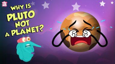 Why Is PLUTO Not A Planet? | Dwarf Planet | Space Video | Dr Binocs Show | Peekaboo Kidz