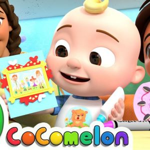 Valentine's Day Song | CoComelon Nursery Rhymes & Kids Songs