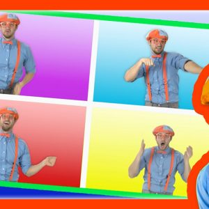 Videos for Toddlers - Learn with Blippi - Early Childhood Education Videos