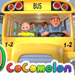Wheels on the Bus + More Nursery Rhymes & Kids Songs - CoComelon