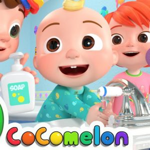 Yes Yes Stay Healthy Song + More Nursery Rhymes & Kids Songs - CoComelon