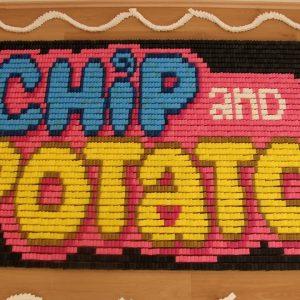 45,000 Chip and Potato Dominoes 🐶🐭 Domino Screenlink | Netflix Jr