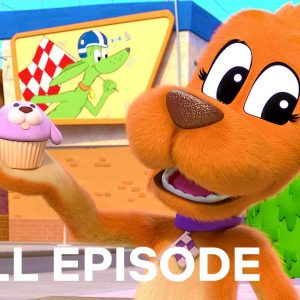 Pupcakes 🧁 // Stink or Swim 🏝 Go, Dog. Go! FULL EPISODE | Netflix Jr
