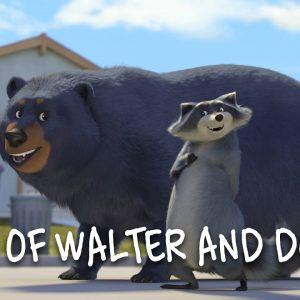Best of Walter & Donny 🧸🦝 Trash Truck | Netflix Jr