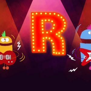 Letter R | StoryBots ABC Alphabet for Kids | Netflix Jr