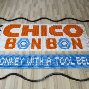 47,000 Falling Chico Bon Bon Dominoes 🛠 Domino Screenlink | Netflix Jr