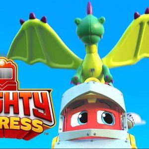 Mighty Express Season 4 Clip Trailer 🐉 Netflix Jr